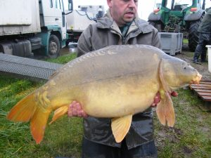 carp fishing Adilly