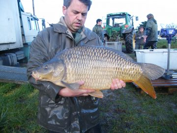 fishing in france