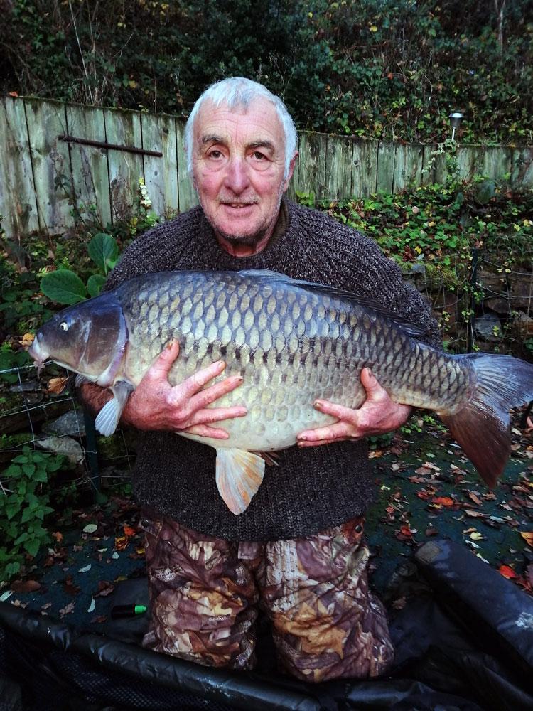 land a big fish France
