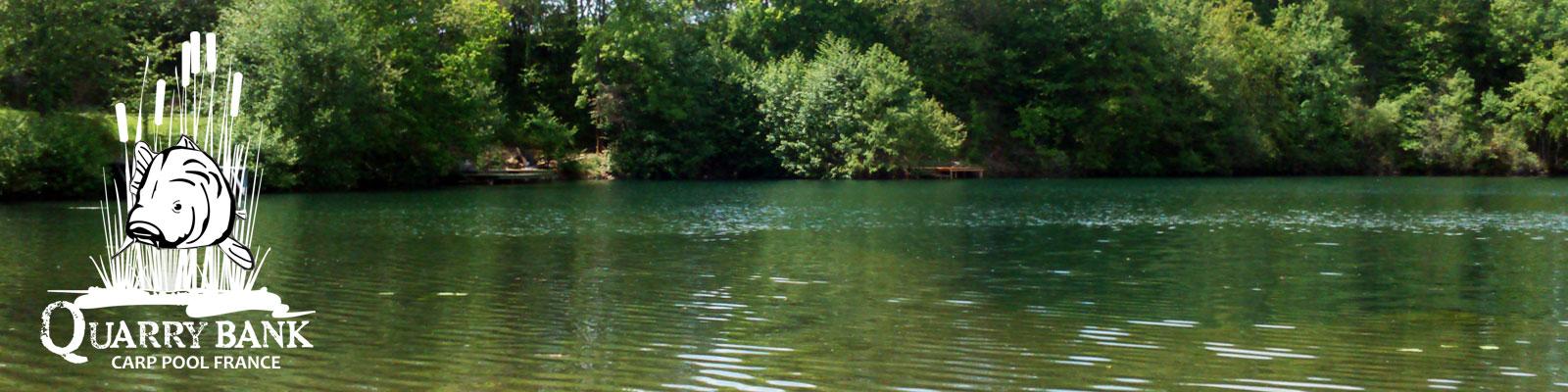 carp fishing in france