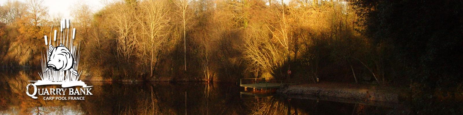 french fishing lakes